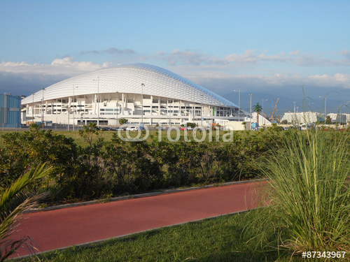 football stadion 2018 world cup, sochi russia